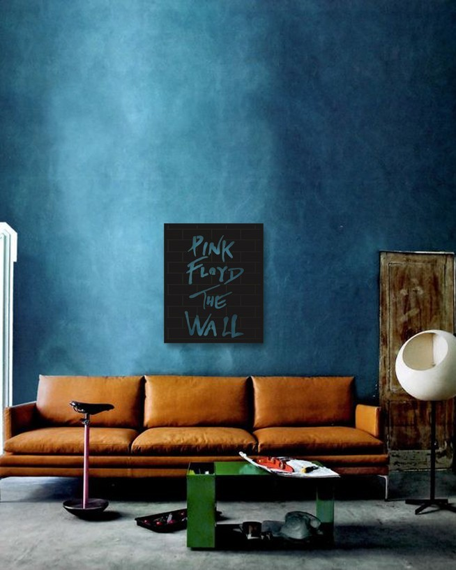 unique custom designed wall decoration product pink floyd metal wall art. Black Bedroom Furniture Sets. Home Design Ideas