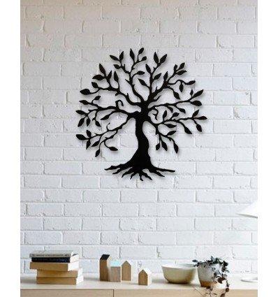 Wall Decoration Product Tree Metal Art